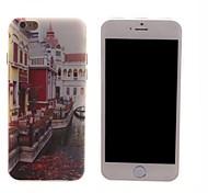 diseño pc caso duro de Venecia por iphone 6 más