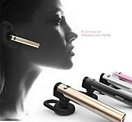 RB-T1 Headphone Bluetooth 4.0 Earhook With Microphone Stereo for Mobile Phone(Assorted Colors)