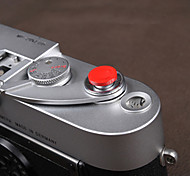 CAM-in Shallow Concave Camera Shutter Button(Red)
