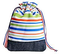 fenchii raya colorida bolsa patterncloth para sony A7R / A6000 / nex9