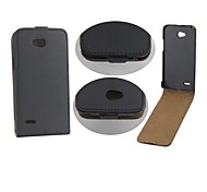 Protective PU Leather Magnetic Vertical Flip Case Cover Shell Protector for LG L80