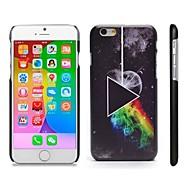 stilvoll strukturierten Hartplastik auf Fall reißen für iphone 6 Plus