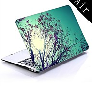 Nature Scenery Design Full-Body Protective Plastic Case for 11-inch/13-inch New MacBook Air