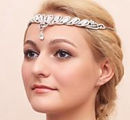 Gorgeous Clear Crystals Wedding Bridal Headpiece/ Headband