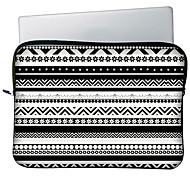 "Huado® 13""15"" Bohemian Vintage Stripe Pattern Laptop Sleeve Case"