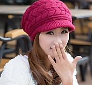 Women Fur Ivy Cap , Casual Winter