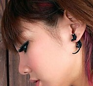 Personality Long Tail Cat Stud Earrings(1PC)
