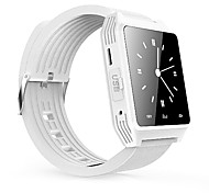 M28 Wearable Smartwatch Message Media Control/Hands-Free Calls/Pedometer for Android/iOS