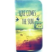 estableciendo patrón sol caso de cuerpo completo para i9500 Samsung Galaxy S4