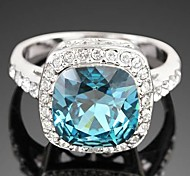 Fashion Zircon Man's Ring