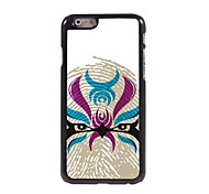 China Face Design Aluminum Hard Case for iPhone 6 Plus
