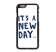 New Day Design Aluminum Hard Case for iPhone 6