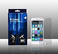 0.33mm écran en verre trempé anti-espion 3pcs film de protection pour iPhone 6 4.7 ''