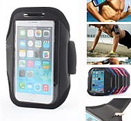 Lightweight Sporty Armband with Key Slot for iPhone 6 (Assorted Colors)
