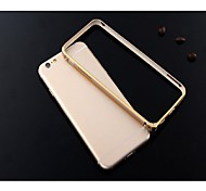 LR-0851 Ultra-Slim Aluminum Alloy Bumper Frame Case for iPhone 6(Assorted Colors)