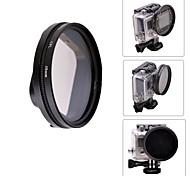 Acessórios GoPro Case Protectora / Lente de Câmera / Filtro Dive Para Gopro Hero 2 / Gopro Hero 3Caça e Pesca / Controlo Rádio /
