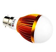 Zhishunjia B22 12 W 24 SMD 5630 1000 lm LM Warm White Globe Bulbs AC 85-265 V