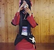 The Ambition of Oda Nobuna Nagahide Niwa Dark Blue Cosplay Wig