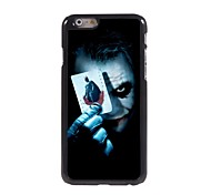 Joker Design Aluminum Hard Case for iPhone 6