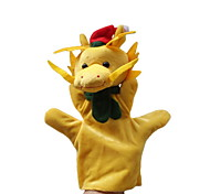 Christmas Dargon Large-sized Hand Puppets Toys