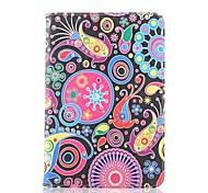 Jellyfish Pattern Leather Full Body Case  for iPad mini 3, iPad mini 2, iPad mini
