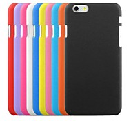 ENKAY Protective Matte Non-slip Case Back Cover for iPhone 6 (Assorted Colors)