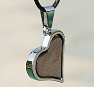 Men's Fashion Leather / Resin / Titanium Steel Necklace Pendant Necklaces Party / Daily / Casual / Sports 1pc