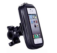360 Degree Waterproof Bike Bicycle Case and Mount For iPhone 5 5S Mobile Phones