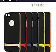 ROCK Following Silicone Frame Case Ultra-Thin Bumblebee Shell iPhone6 plus 5.5
