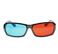 anaglyph prémio vermelho e azul sem fantasmas óculos 3d