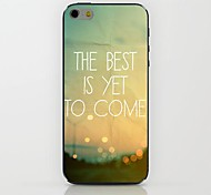 The Best Pattern hard Case for iPhone 6