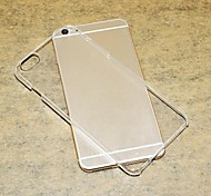 cas dur de conception de PC transparent pour l'iphone 6