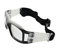 [lentilles] sportifs gratuits répercussions de basket-ball personnalisé plastique résistant rectangle de prescription de lunettes