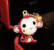 Cute Monkey 3.5mm Anti-dust Plug for iPhone 6 and Others