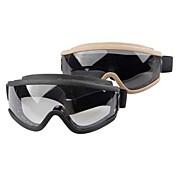 OBAOLAY Anti-Fog Anti-Wear Anti-UV Googgles BlackFrame Yellow White And Gray Sensor Mirror Lens