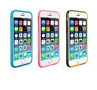 X-DOIRA Ultra-thin double border case soft plastic frame for IPhone 6 4.7