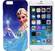 Take ice girl  Pattern  Hard back cover of iPhone 6