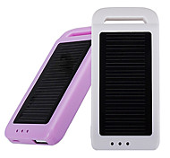 Stdpower STD-S1600 1600mAh Solar Charge External Battery for iphone6/6plus/5S Samsung S4/5 HTC and other Mobile Devices