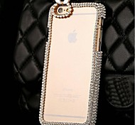 Fashion Diamond PC Hard Case for iPhone 6