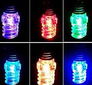 noturna fivela coway a lâmpada de sete cores telemóvel não caiu quebrado (cor aleatória)