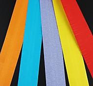 5PCS 3.3cm x 51cm Long Slim Shaped Flower Petal Quilling Paper Set Creative DIY Origami Paper-Rolling