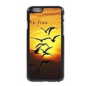 Be Free Design Aluminum Hard Case for iPhone 6