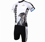PALADIN® Cycling Jersey with Shorts Men's Short Sleeve Bike Breathable / Quick Dry / Ultraviolet Resistant Clothing Sets/Suits Polyester