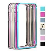 Angibabe No Screw Slim Aluminium Alloy Bumper Frame Case for iPhone 6 Case 4.7 inch