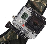 Gopro Accessories Mount / Straps For All GoproFilm and Music / Ski/Snowboarding / Hunting and Fishing / SkyDiving / Surfing /
