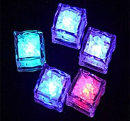 LED Light Touch Slow Flash RGB Lce Cubes (12PCS)
