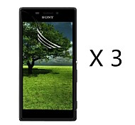 High Definition Screen Protector for Sony Xperia M2 S50h(3 pcs)