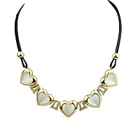Heart Shaped Fashion Necklace