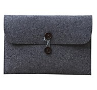 "13.3"" 15.4""Computer Case Environmentally Friendly Fabrics Laptop Cover Sleeves for MacBook Pro (Assorted Color)"
