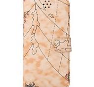beittal® caso protetor padrão náutico mapas para iphone6 (cores sortidas) ip6hhdt